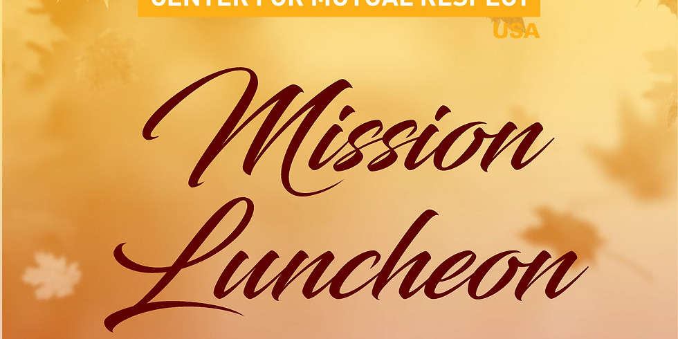 AFC Mission Luncheon