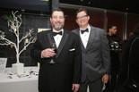 2018 Host Committee member William Schabio and AFC Young Ambassador Owen Schabio