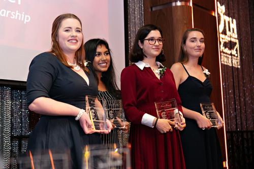 2019 gala safa scholarship winners - emi