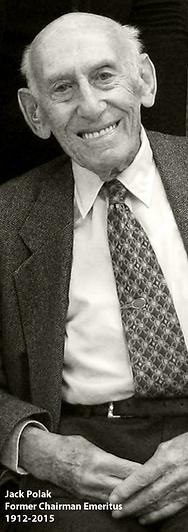 Jack Polak, 1912-2015