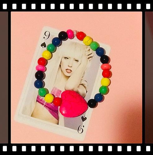 """STUPID LOVE "" Bracelet"
