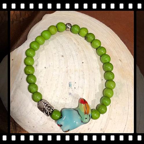Cuye Bird Bracelet