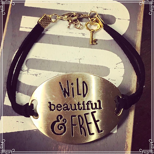Wild Beautiful & Free