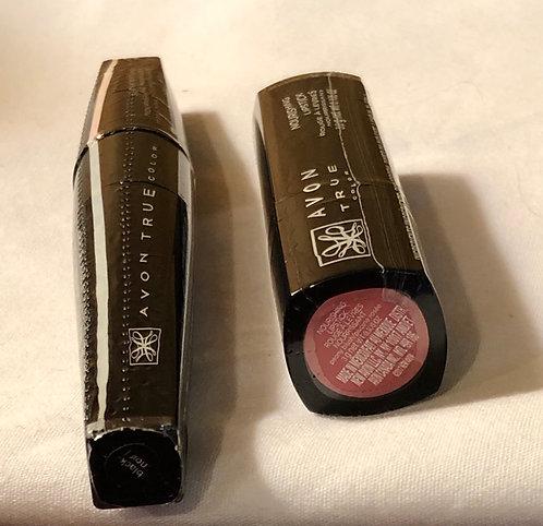 Avon Nourishing Mascara & Lipstick