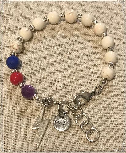 Lineman ... Bracelet  support your guy