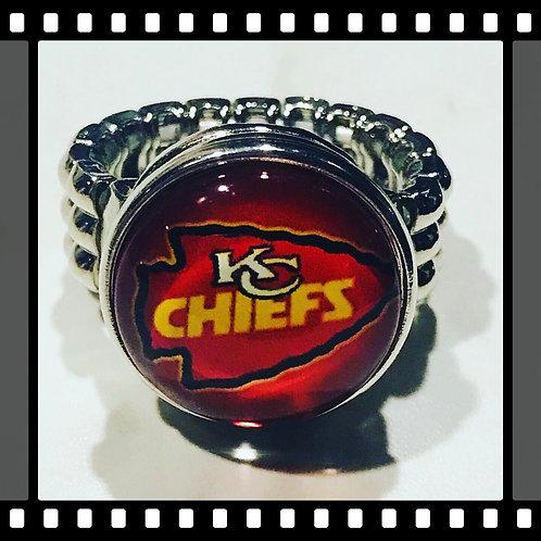 Kansas City Chiefs Snap Ring