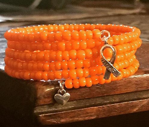 CRPS Awareness Wrap Bracelet