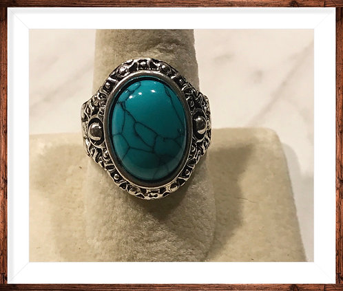 Beautiful Turquoise Ring