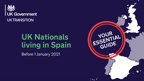 New Guide for UK Nationals in Spain