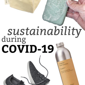 Sustainable Brands Giving Back During COVID-19