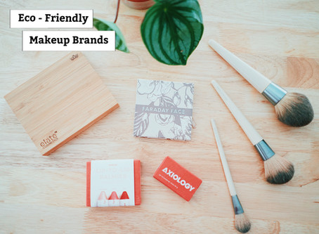 Eco-Friendly Makeup Brands