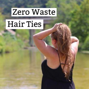 Zero Waste Hair Ties