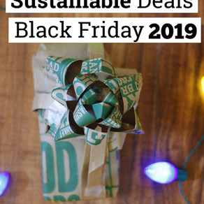 Ethical and Sustainable Companies Doing Black Friday 2019