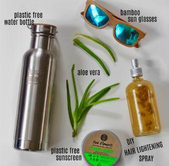 Zero Waste Summer Essentials