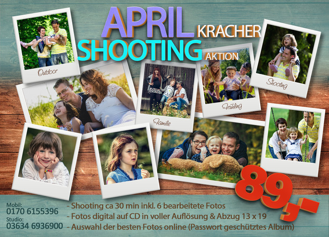 April Angebot