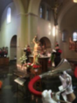 Patroonsfeest Broederschap St. Sebastian