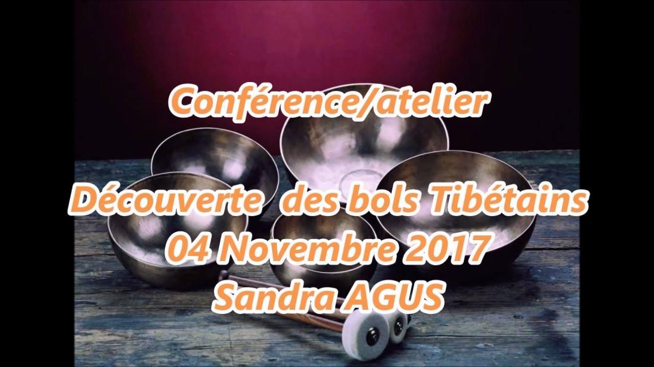 Conférence bols tibétains 4/11/17