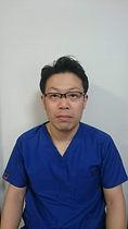 雅俊 青スクラブ①.JPG
