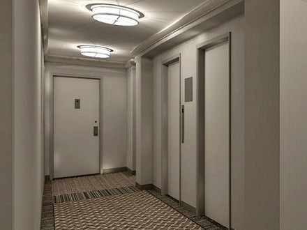 Upper East Side Hallways III