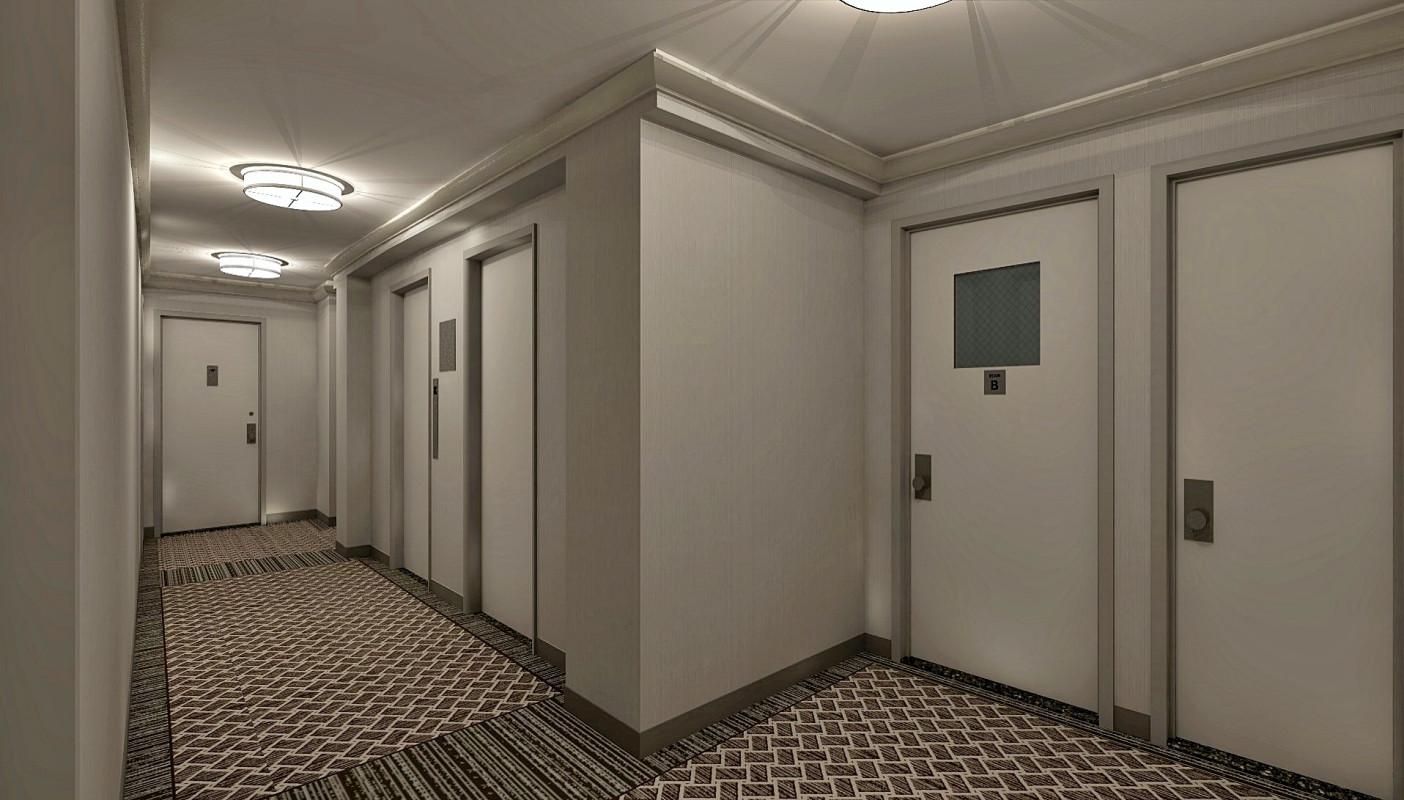 Web-IO-444 E 75th St hallways Carpet 2 v