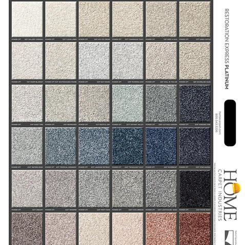 Platinum Carpet Back