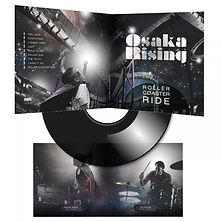 Vinyl Rollercoaster Ride Osaka Rising