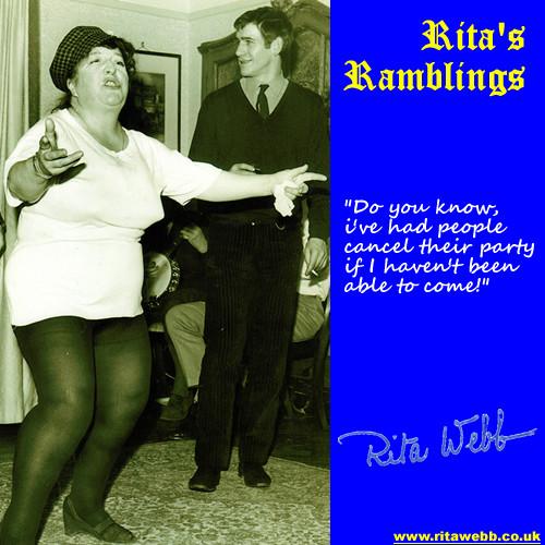 Rita Webb Sings