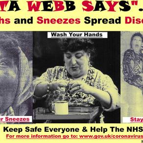 Rita Webb Says...