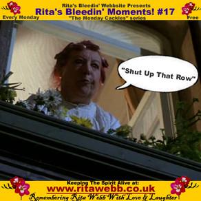 Rita's Bleedin' Moments! #17