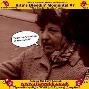 Rita's Bleedin' Moments! #7