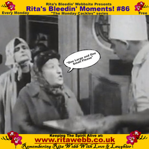 Rita's Bleedin' Moments! #86