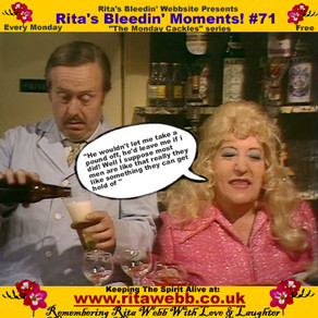 Rita's Bleedin' Moments! #71