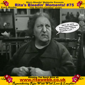 Rita's Bleedin' Moments! #75