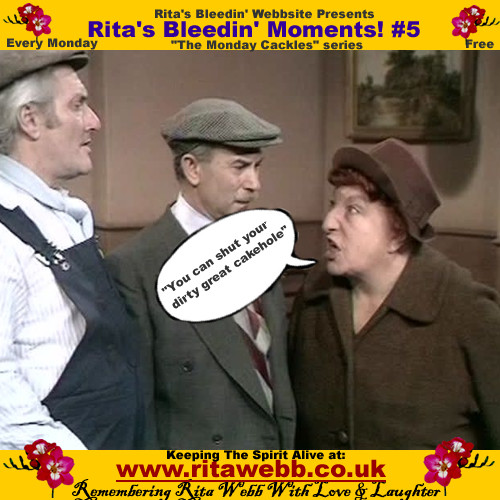 Rita Webb and Dick Emery