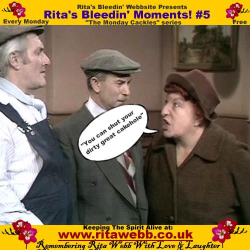Rita Webb and Dick Emery