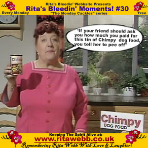 Rita's Bleedin' Moments! #30