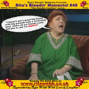 Rita's Bleedin' Moments! #48