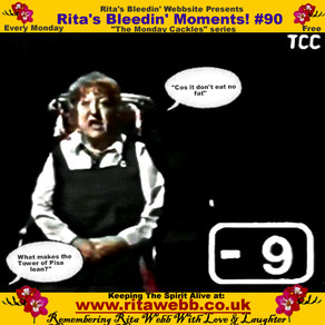 Rita's Bleedin' Moments! #90