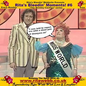 Rita's Bleedin' Moments! #6