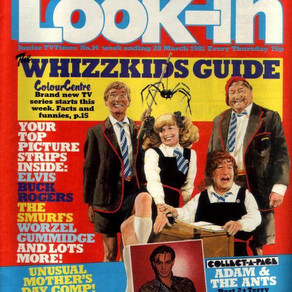 "Rita Webb in ""Whizzkids Guide"" back on UK TV after 39 years!"