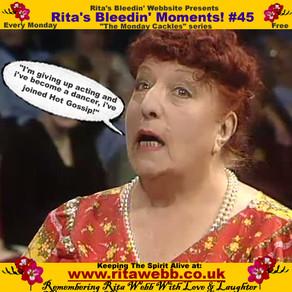 Rita's Bleedin' Moments! #45