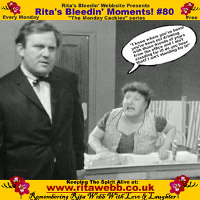 Rita's Bleedin' Moments! #80