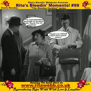 Rita's Bleedin' Moments #99