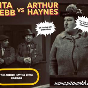 Rita Webb Vs Arthur Haynes