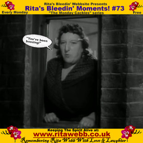 Rita's Bleedin' Moments! #73