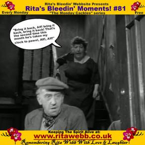 Rita's Bleedin' Moments! #81