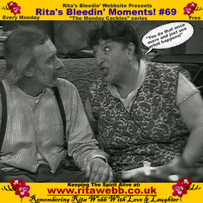 Rita's Bleedin' Moments! #69