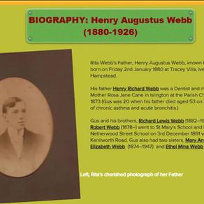 Henry Augustus Webb