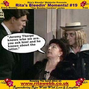Rita's Bleedin' Moments! #19