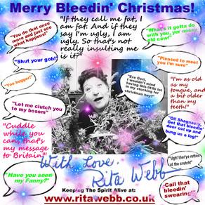 Merry Bleedin' Christmas!